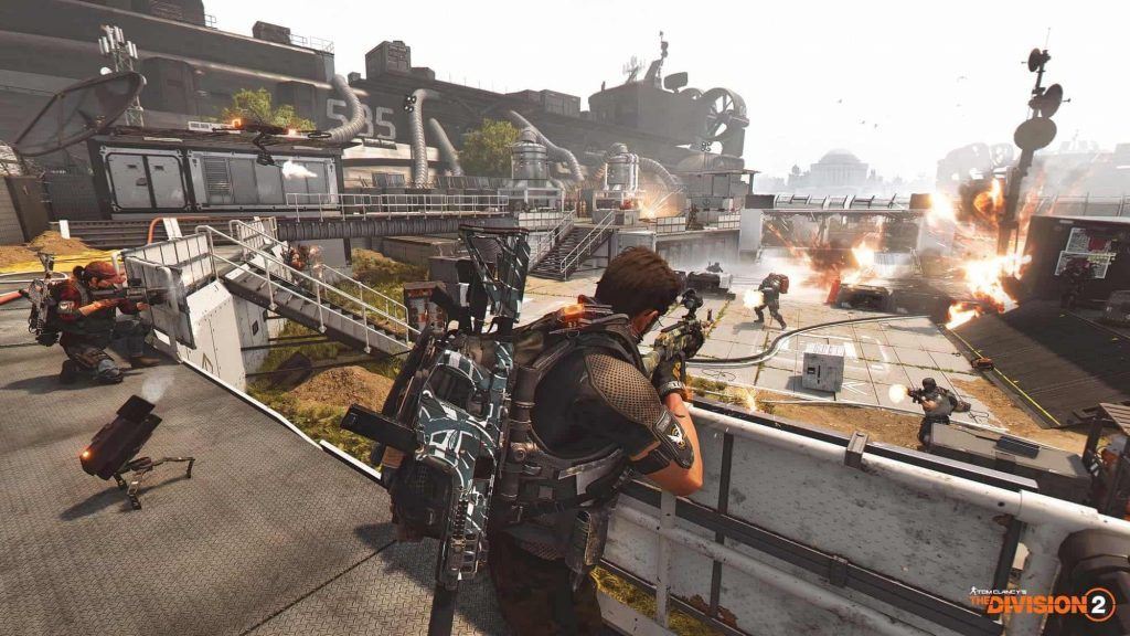 The Division 2 Was The Best-Selling Game Worldwide For First Half Of