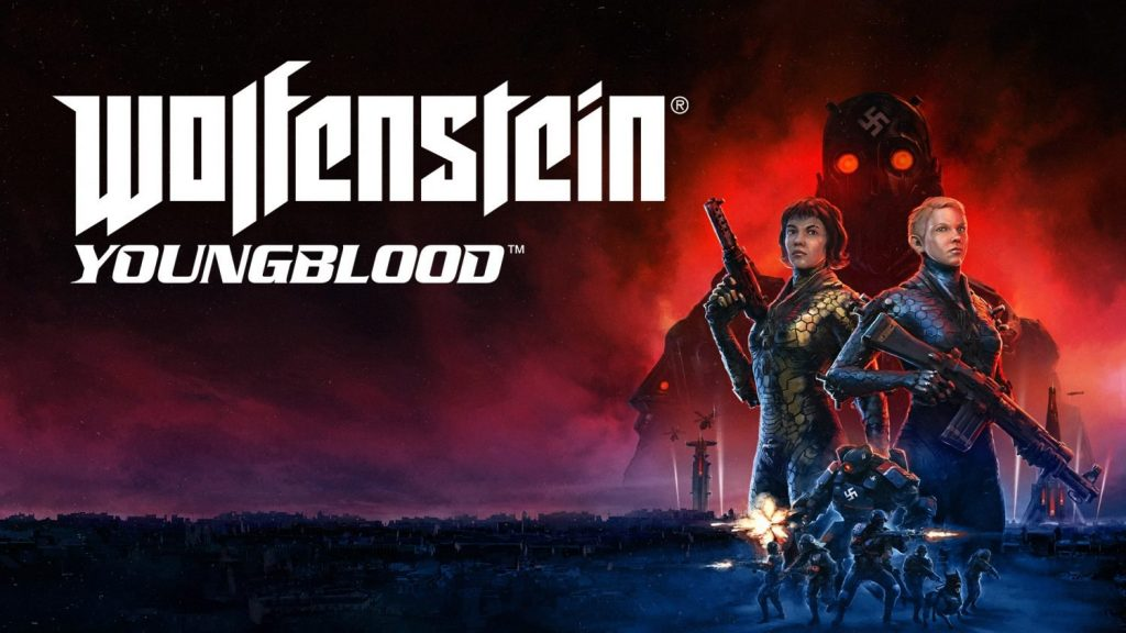 Wolfenstein: Youngblood - How Difficulty Works During Co-op