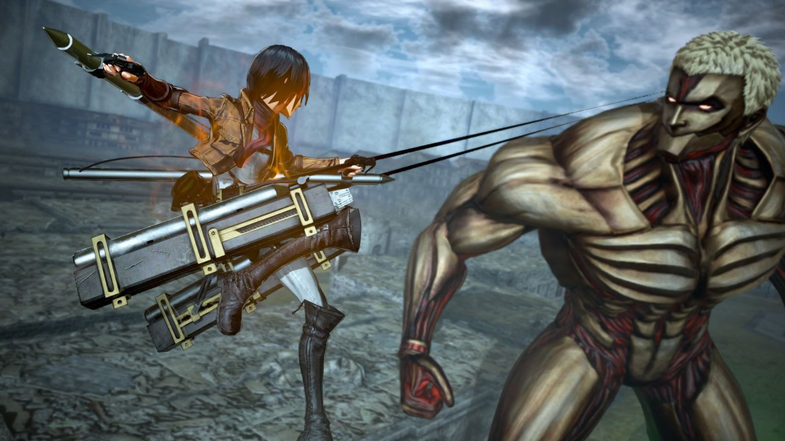 Attack On Titan 2: Final Battle PS4 Review - PlayStation ...