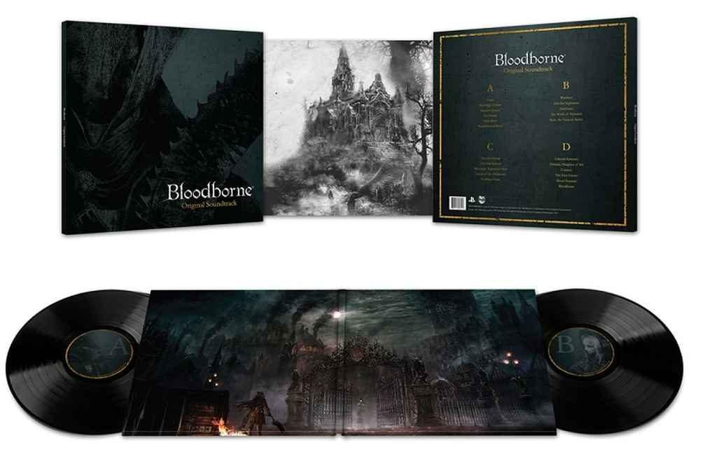 Bloodborne OST Vinyl Release