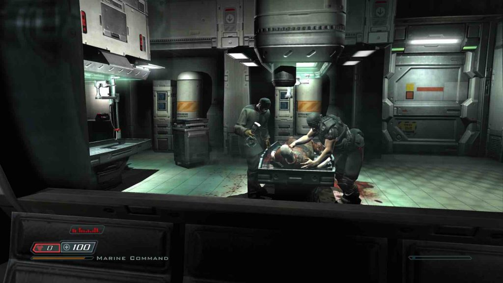 DOOM 3 PS4 Review 02