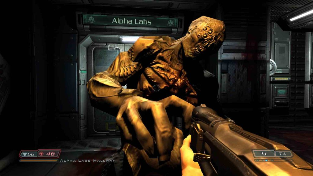 DOOM 3 PS4 Review 04