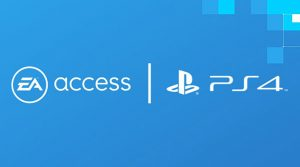 EA Access Missing Games PS4