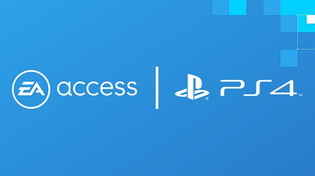 EA Access Missing Games PS4