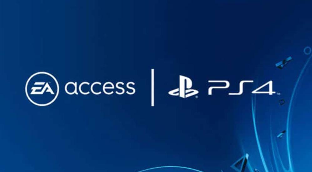 EA Access UK US Games