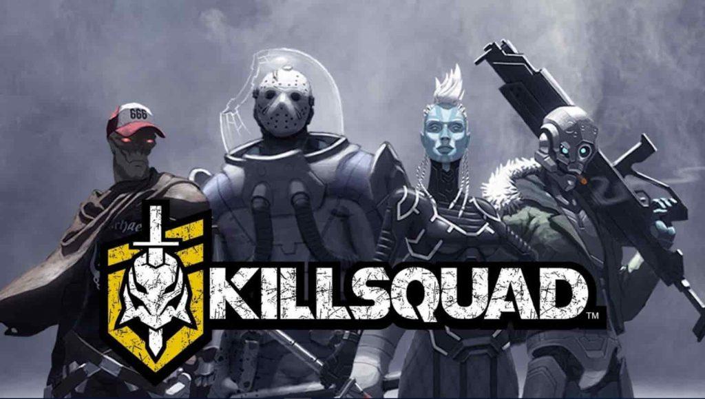 Killsquad PS4