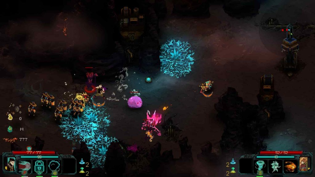Looking Forward Children of Morta 02