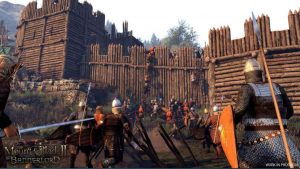 Mount And Blade II Bannerlord PS4 PS5