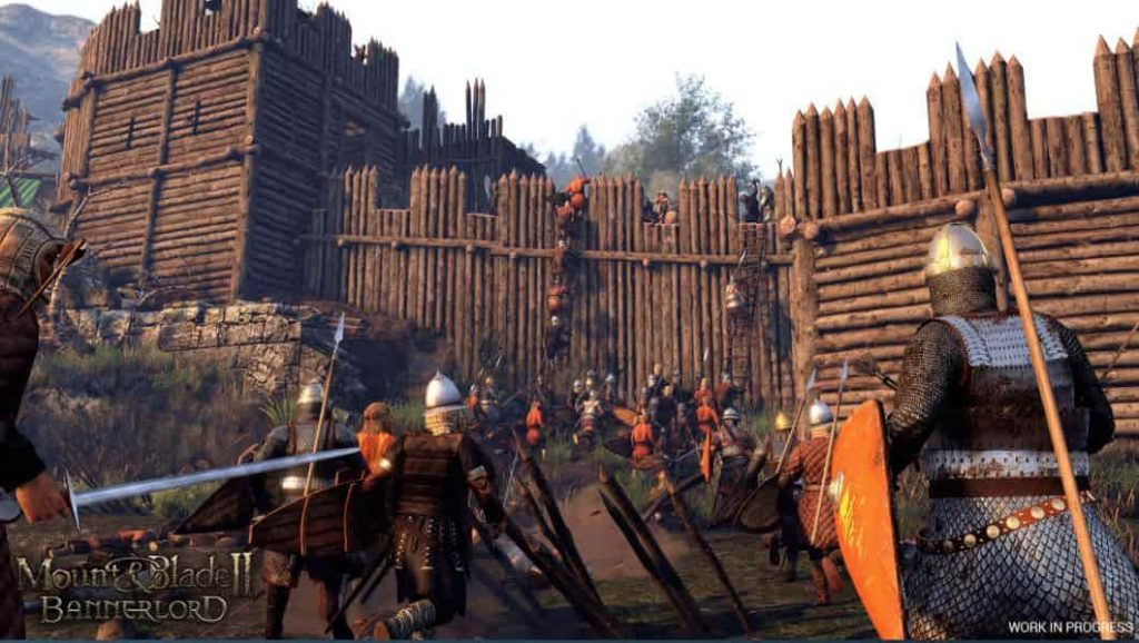 Mount & Blade II Bannerlord PS4, PS5 Release