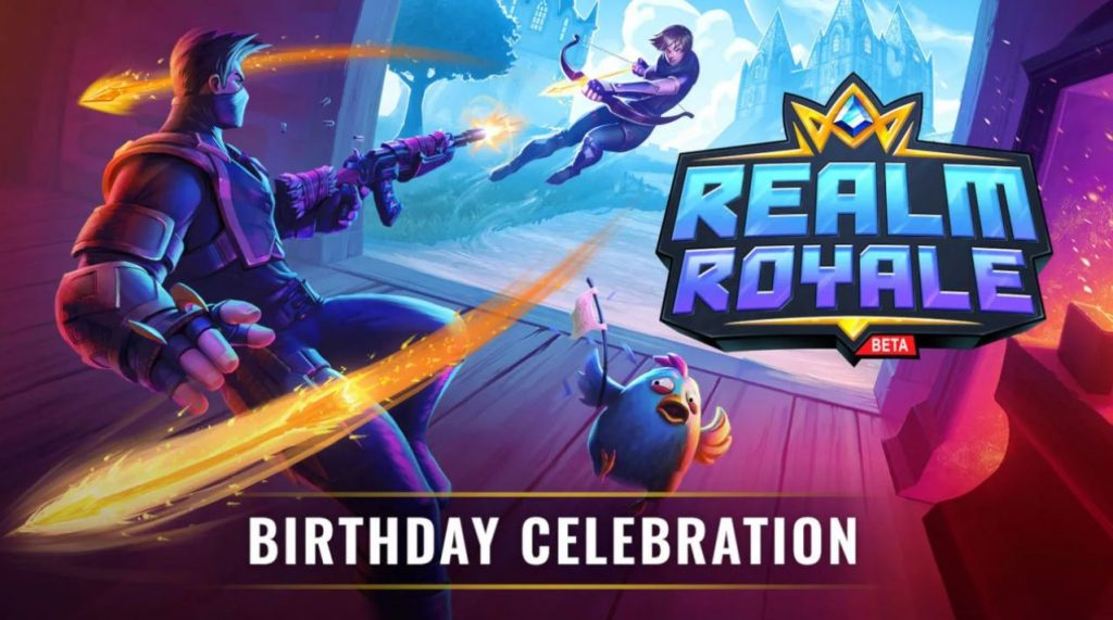 Realm Royale PS4 Free Loot