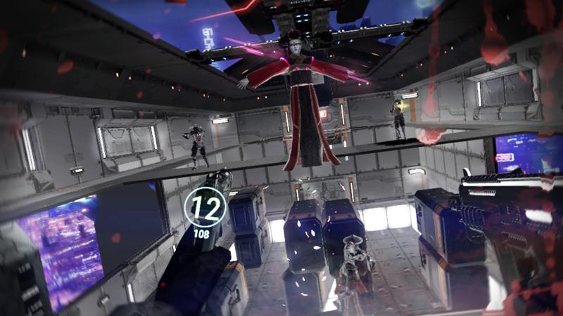 Sairento VR Retail