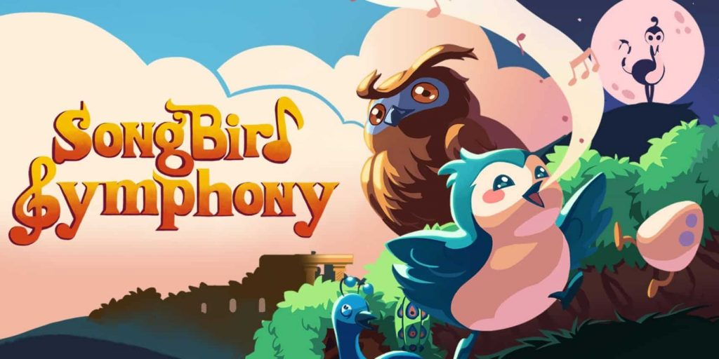Songbird Symphony PS4 Release
