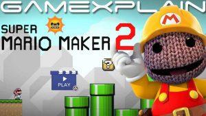 Super Mario Maker 2 PS4