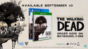 The Walking Dead Definitive Edition PS4 Release