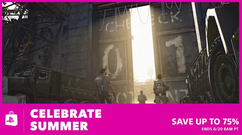US PSN Summer Sale