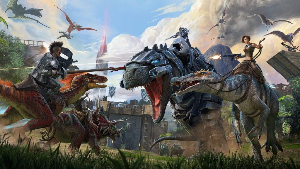 The Next Chapter in ARK: Survival Evolved is Starting in December