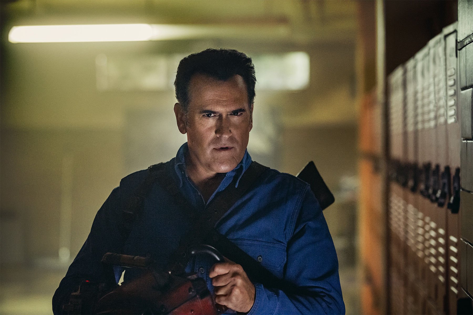 Mortal Kombat 11 Kombat Pack Was Meant To Feature Ash Williams