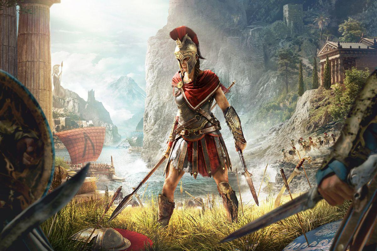 AssassinS Creed Odyssey Augen Des Kosmos