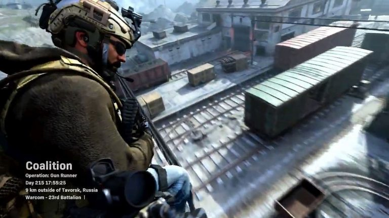 Call Of Duty Modern Warfare Offline Bots Custom Games Confirmed Playstation Universe