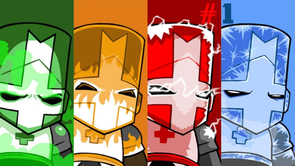 Castle Crashers to release on Switch ahead of PS4