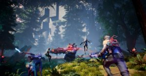 Convallaria Gameplay From ChinaJoy 2019 Focuses On Online, Third Person Shooter Action