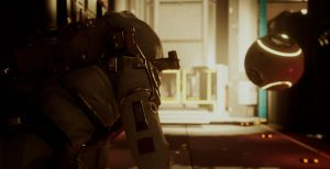 Evotinction Gameplay from ChinaJoy 2019 Showcases The Sci-FI Stealth Game