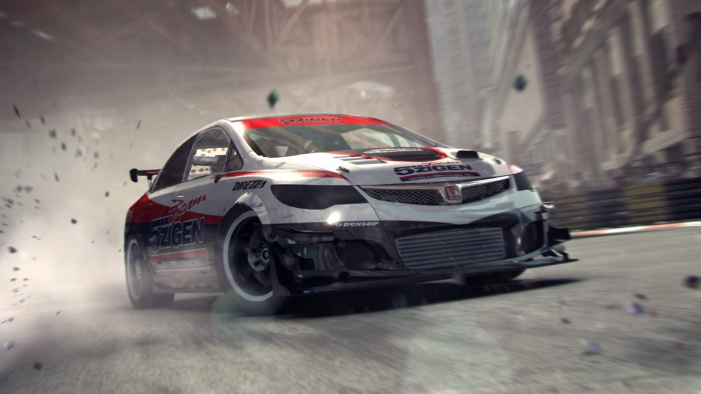 GRID 2 PS3 Delisted From PS Store - PlayStation Universe