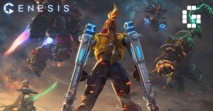 Genesis PS4 Cover Art