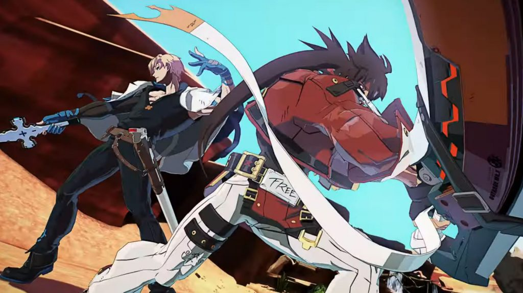 New Guilty Gear Game Announced for 2020