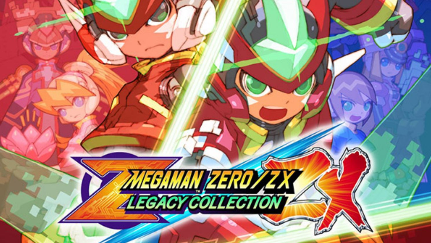 Mega Man Zero Zx Legacy Collection Ps4 Review Playstation Universe