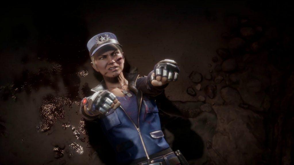 Mortal Kombat 11 Adds Classic Sonya Blade Skin From Mk3