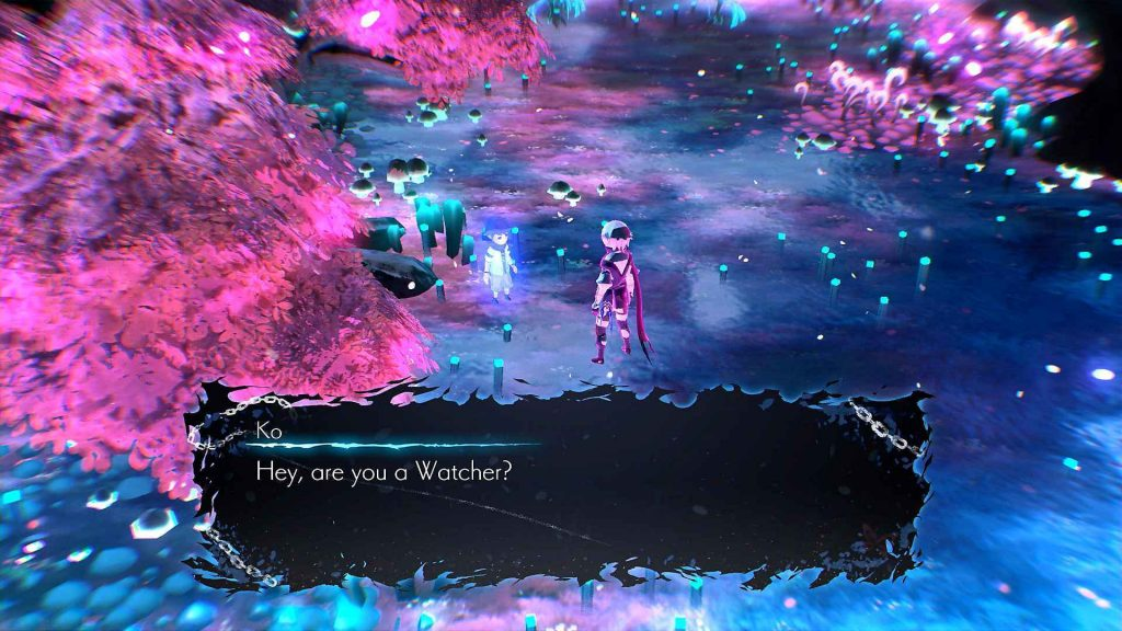Oninaki review watcher