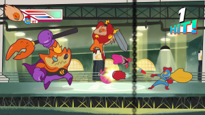 Pass The Punch Announced For PS4 By Sumo Digital