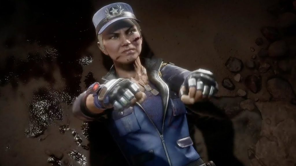Mortal Kombat Reboot Casts Its Sonya Blade And Kano