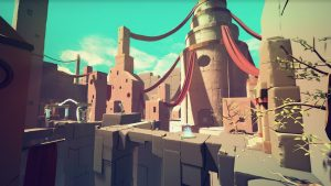 Beautiful First-Person Puzzler The Sojourn Releases This September
