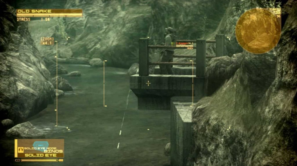 A History of Piss In Hideo Kojima Games 2