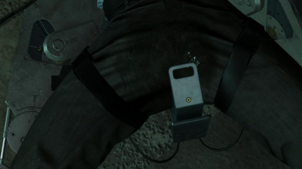 A History of Piss in Hideo Kojima Games 4