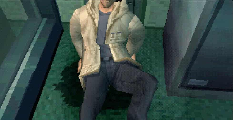 A History of Piss In Hideo Kojima Games