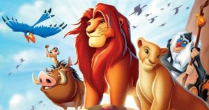 Aladdin Lion King PS4 Release