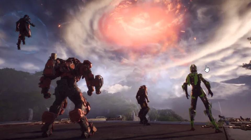 Cataclysm endgame event finally added to Anthem