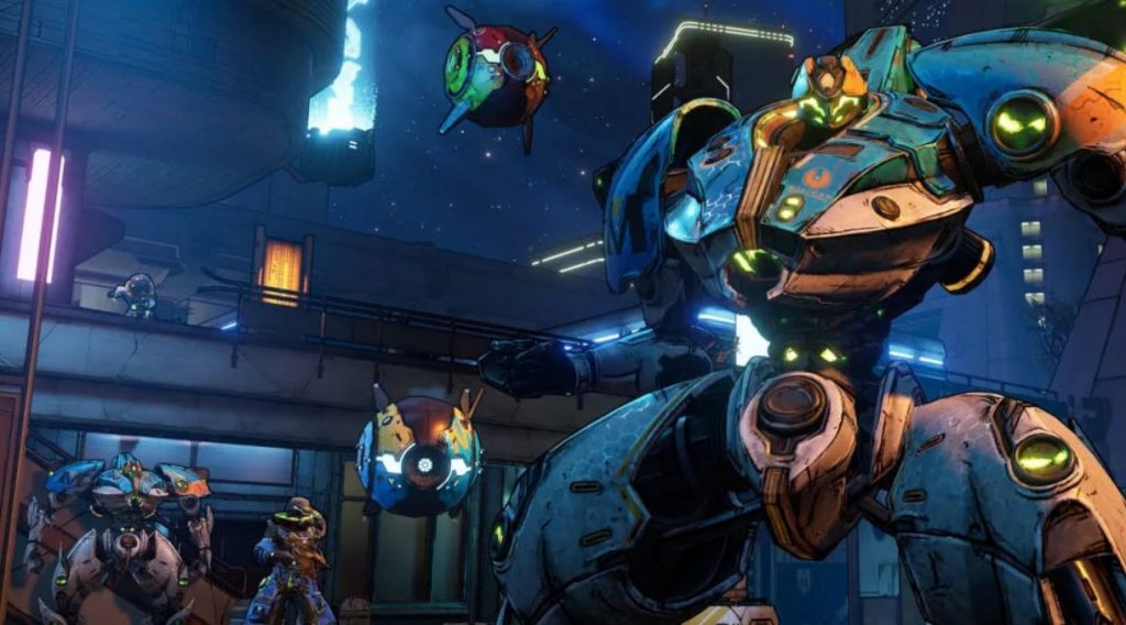 Borderlands 3 post-launch content for 2019 detailed