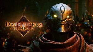 Darksiders Genesis Gamescom