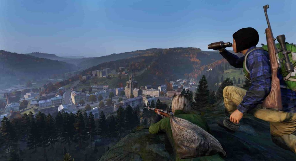 DayZ PS4 1.06 Patch