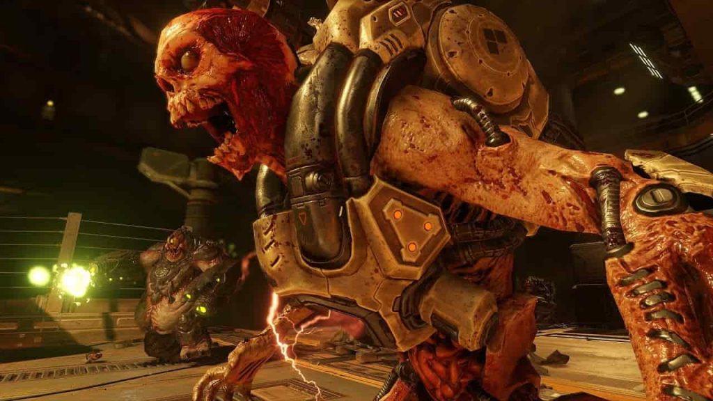 Doom PS Plus