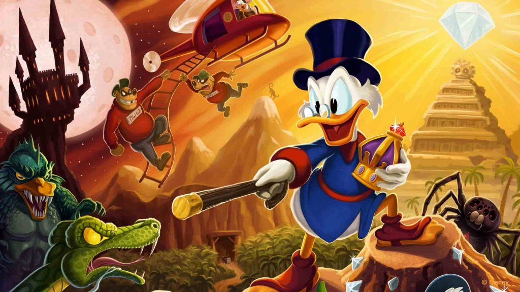 Ducktales Remastered PS4