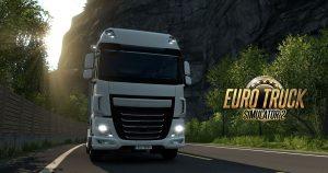 euro truck driver simulator 2 ps4