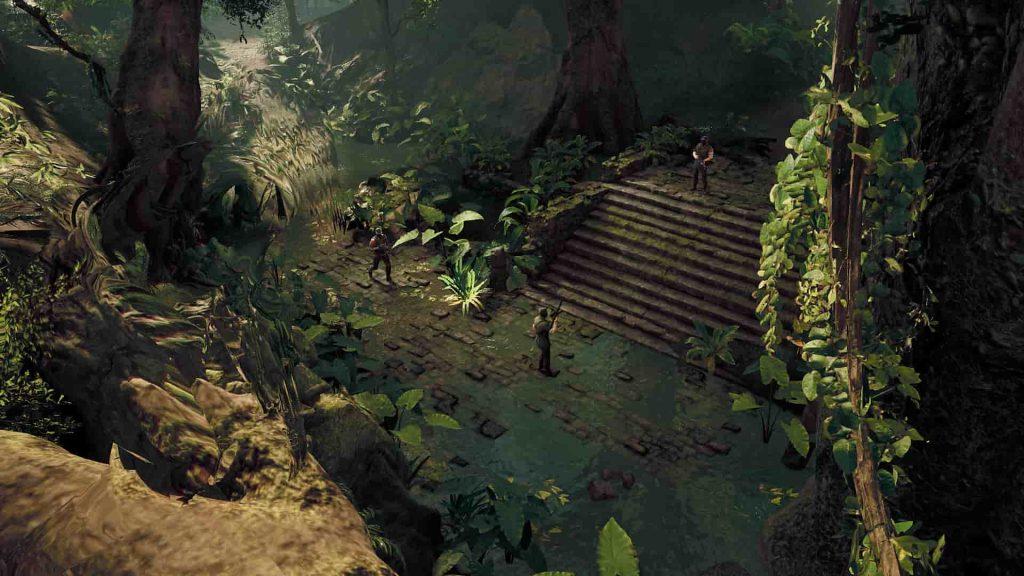 Predator Hunting Grounds Gameplay