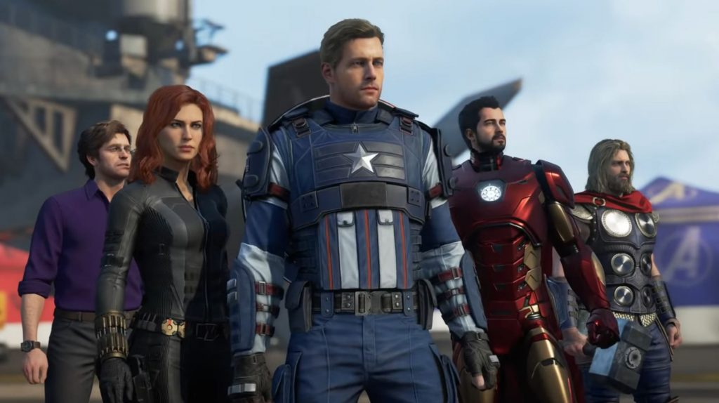 the-avengers-in-marvels-avengers-get-character-redesigns-in-new-gameplay