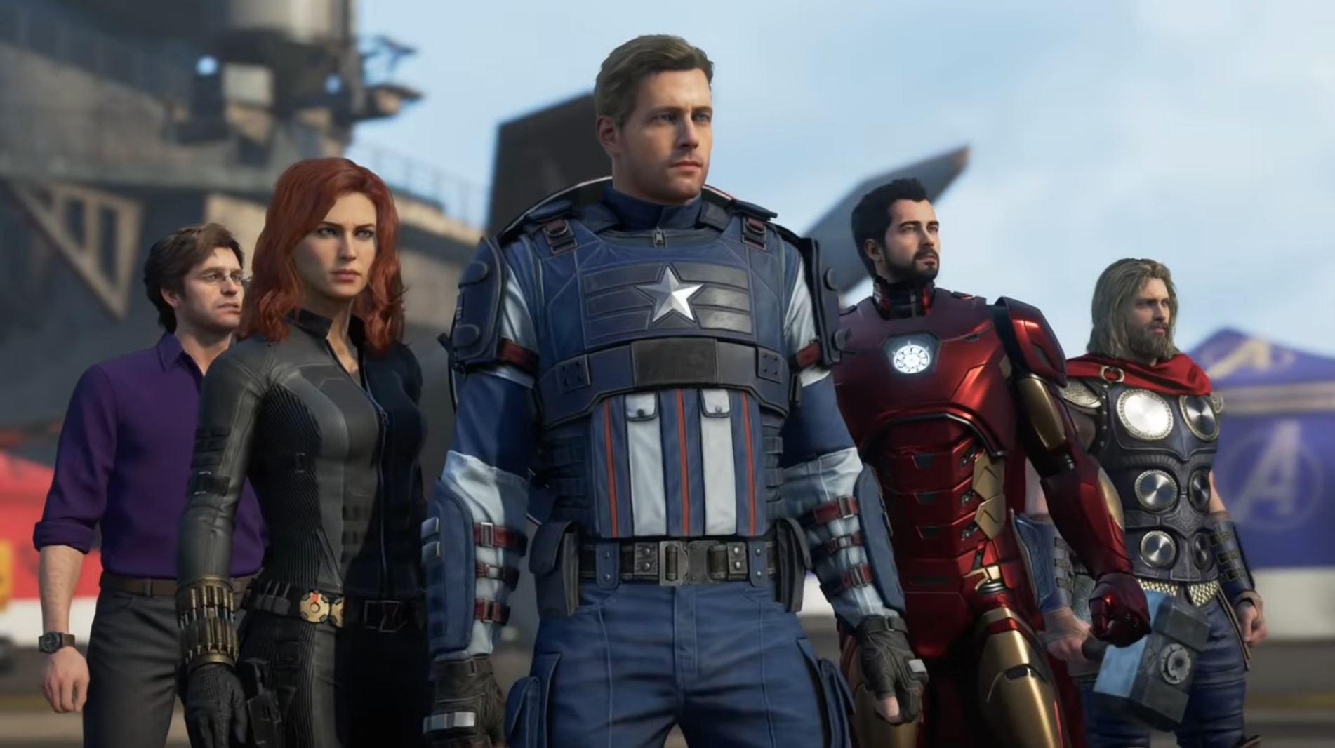 Avengers Saga