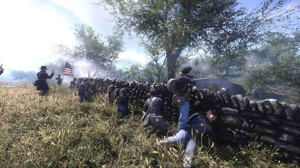 War of Rights PS4 Xbox One